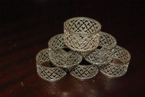 Stock - Napkin Ring 2 by Monumnas-Stock