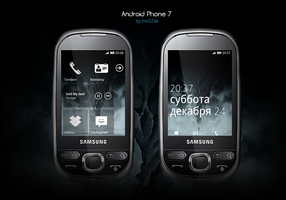 Android Phone 7 by MiX5236