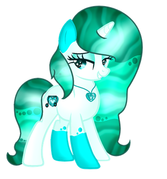 Mlp Custom requested by peparmint-splash (oc) by SweetnessRocks