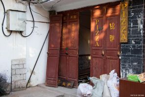 Old Town of Lijiang #4 by zoegan