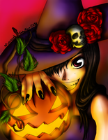Happy Halloween! by Conzy94