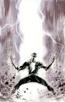 Black Adam by Cinar