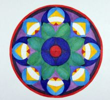 Imperfect Mandala 2 by innerpeace1979