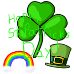 Happy St. Patrick's Day! by Lynnae-Madison