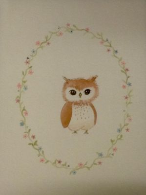 Owl by cwillettdesigns
