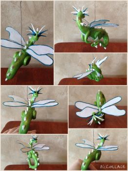 Dragonfly Wing Dragon by FlyTheFish
