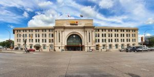 Union Station in Winnipeg MB by Joe-Lynn-Design