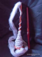 Stormy Grey + Magic Wand by elphaba-rose-wilde