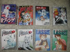Other Y. Takahashi's mangas by methpring