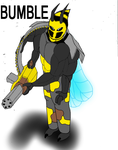Bumble by SamuraiKnight