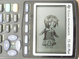 Calculator Doodle 2 by asianpride7625