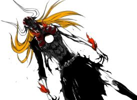 Ichigo: Full Hollow Form by Username-Go