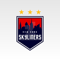 NEW YORK SKYLINERS LOGO by Yaku-Zan