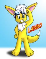 Lando by Coshi-Dragonite