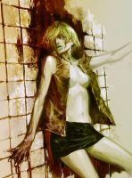 SILENT HILL 3 Heather by masateru