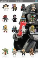 star wars mighty muggs by sushi-geisha