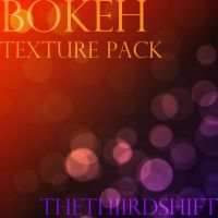 Bokeh Texture Pack by thethiirdshift