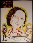 Sarah Vowell by AndrewSalt
