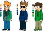 Eddsworld - Color Sheet by SgtShadowWalker