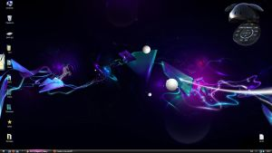 Desktopscreen by Tamilia