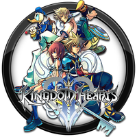 Kingdom Hearts II Icon by andonovmarko