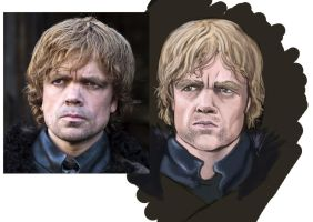Tyrion Lannister by Rhosk