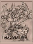Darksiders 2 by Sciff3