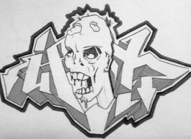 zombie style by enves