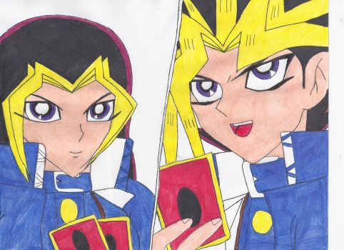 Duelist Kingdom: The Final Duel by Angel1493