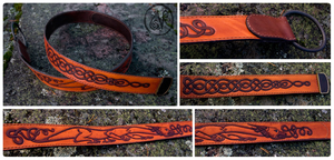Celtic Dragon Belt by Nymla