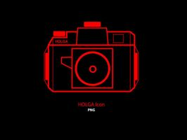HOLGA Icon by buhoazul