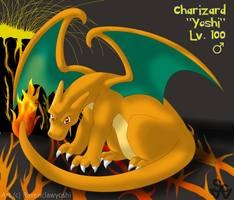 My Elite: Charizard by ravenclawyoshi