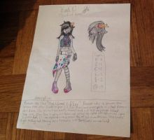 My first fan troll!! Help with last name by CosplayQueendom