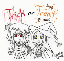 Warriors Orochi - Trick or Treat by gaming123456