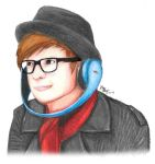 Patrick Stump by PrinceCraftie