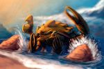 Riptide Crab by ivanev