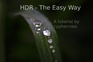 HDR - The Easy Way by cypher-neo