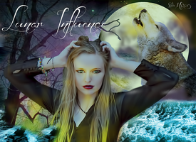 Lunar Influence by SilviaMS