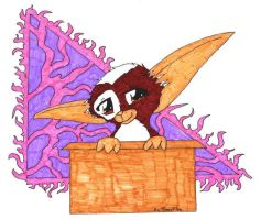Gizmo -gremlins by Amandaxter