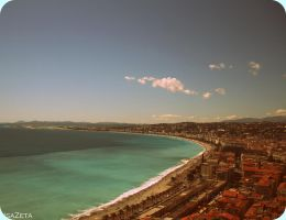 How am I not supposed to fall in love with Nice? by IsaZeta