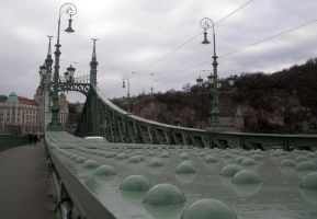 Liberty Bridge by estel28