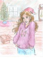 Hermione's first by image-inator