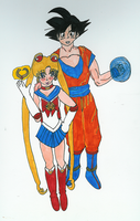 Sailor Ball S Super Z Kai by Rhythm-Wily