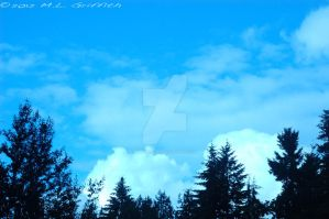 Sky 1 by M-L-Griffith
