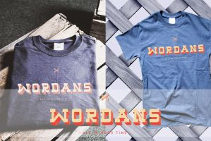Vintage #Wordans T-shirt by wordanscustomtshirts