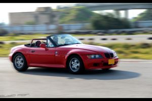 BMW Z3 by sunset-drive