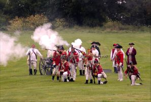 US Rev War Display 5 by KWilliamsPhoto
