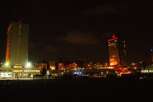 night at Tel Aviv by picture-melanie