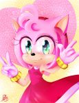 Amy Rose by Daughter-of-Fantasy