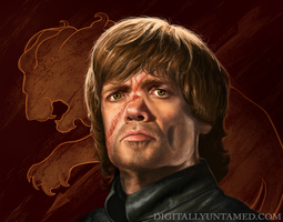 Tyrion of House Lannister by CrystalSully
